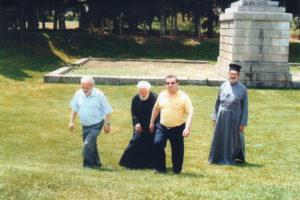 ΦΙΛΟΞΕΝΕΙΑ ΑΠΟ ΤΟΝ ΜΗΤΡΟΠΟΛΙΤΗ ΘΗΒΩΝ ΚΑΙ ΛΕΒΑΔΕΙΑΣ κ.κ. ΓΕΩΡΓΙΟ 3-5-2011